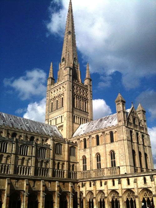Norwich Cathedral 2